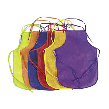 Colorful Kids' Aprons (12)