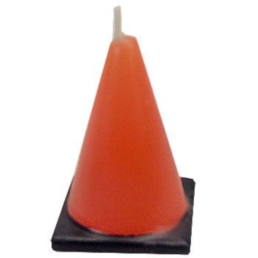 View larger image of Cone Candles (6-pack)