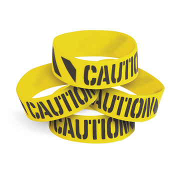 Construction Big Band Rubber Bracelet (24)