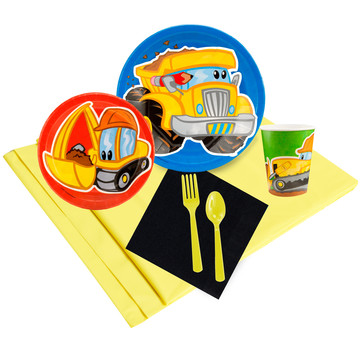 Construction Pals Party Pack