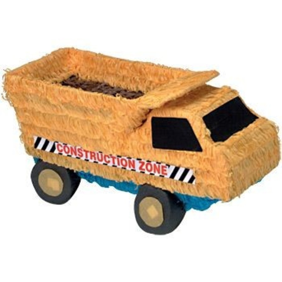 View larger image of Construction Truck Pinata (each)