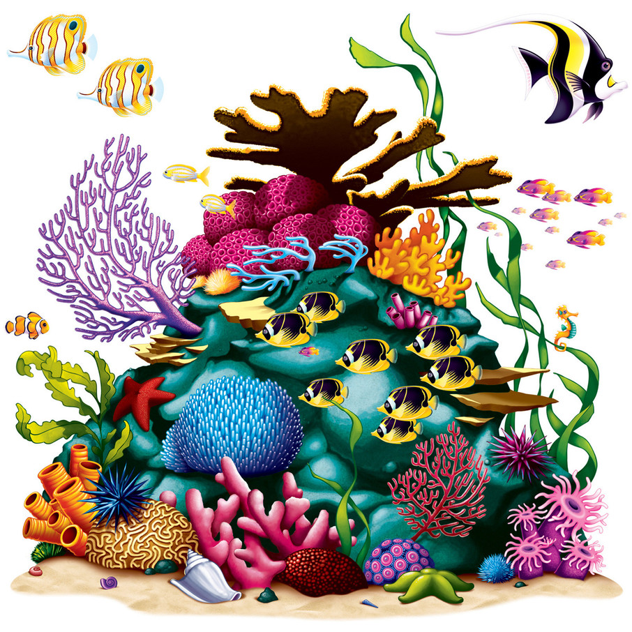 View larger image of Coral Reef Prop Add-On