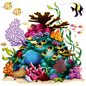 Coral Reef Prop Add-On