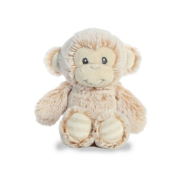 Cuddler Marlow the Monkey Plush Rattle