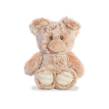 Cuddler Peppy the Pig Plush Rattle