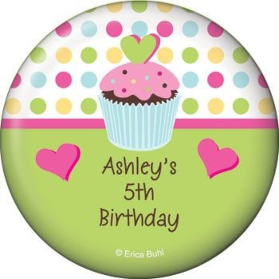 View larger image of Cupcake Birthday Personalized Magnet (each)