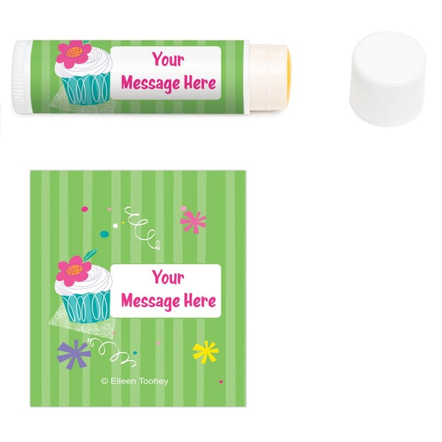View larger image of Cupcake Party Personalized Lip Balm (12 Pack)