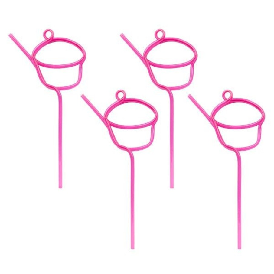View larger image of Cupcake Straw (12-pack)
