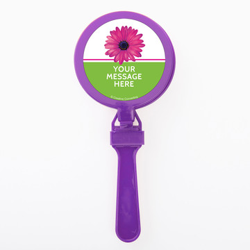 Daisy Power Personalized Clappers (Set of 12)