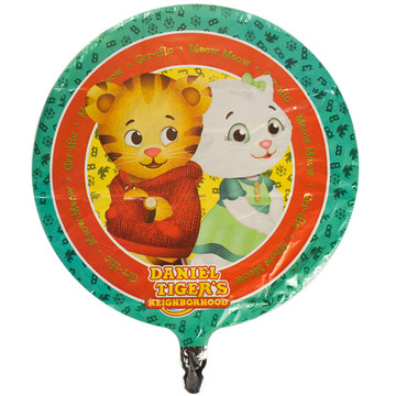 "Daniel Tiger's Neighborhood 18"" Foil Balloon (Each)"