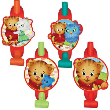 Daniel Tiger's Neighborhood Blowouts (8)