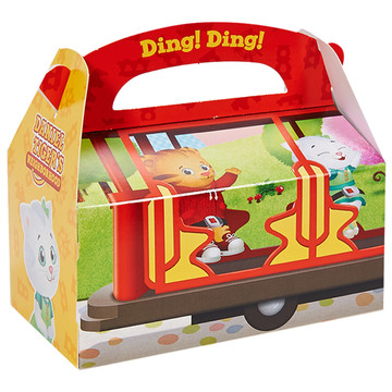Daniel Tiger's Neighborhood - Empty Favor Boxes