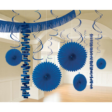 Dark Blue Decoration Kit