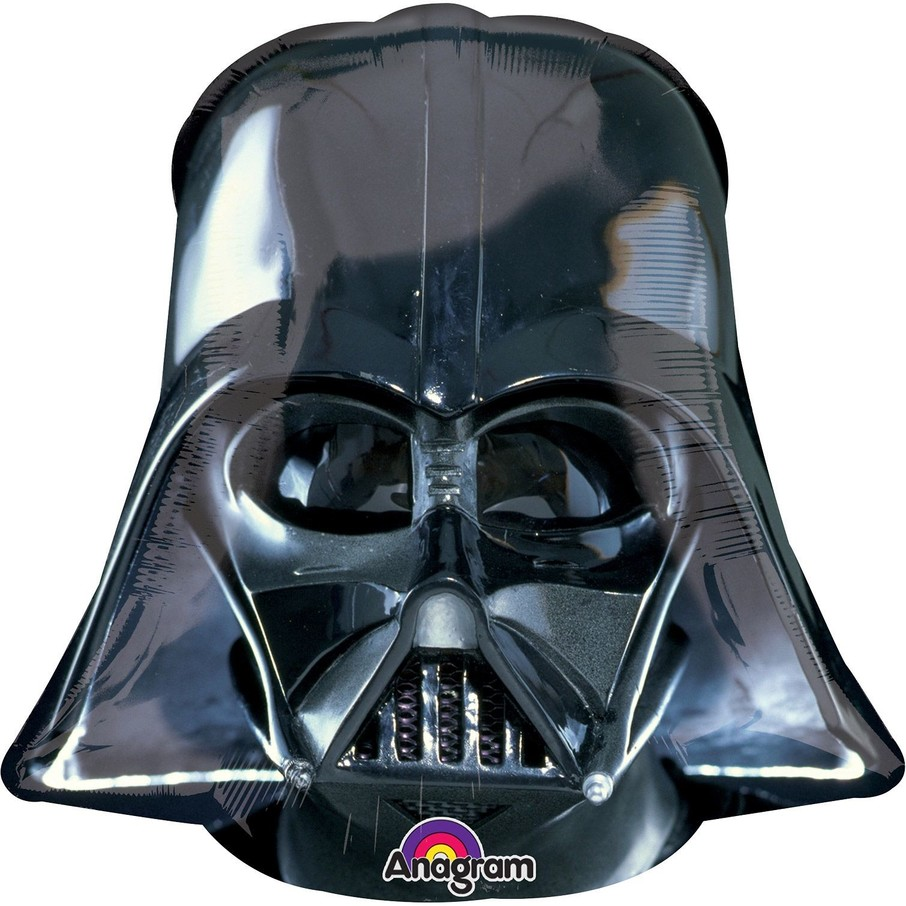 View larger image of Darth Vader Balloon (each)