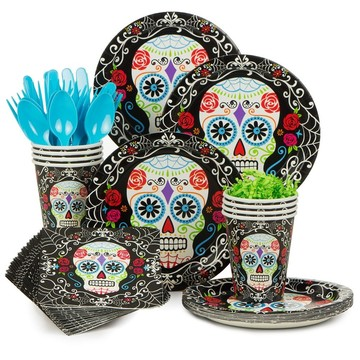 Day of the Dead Standard Kit (Serves 18)