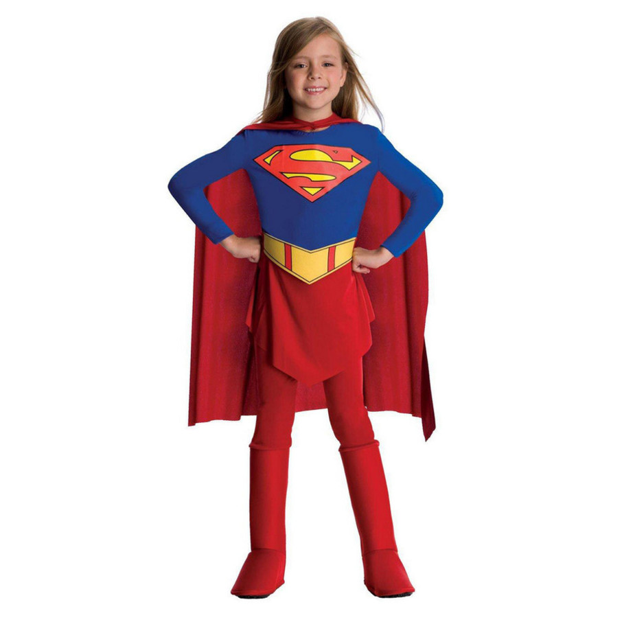 View larger image of DC Comics Supergirl Toddler / Child Costume