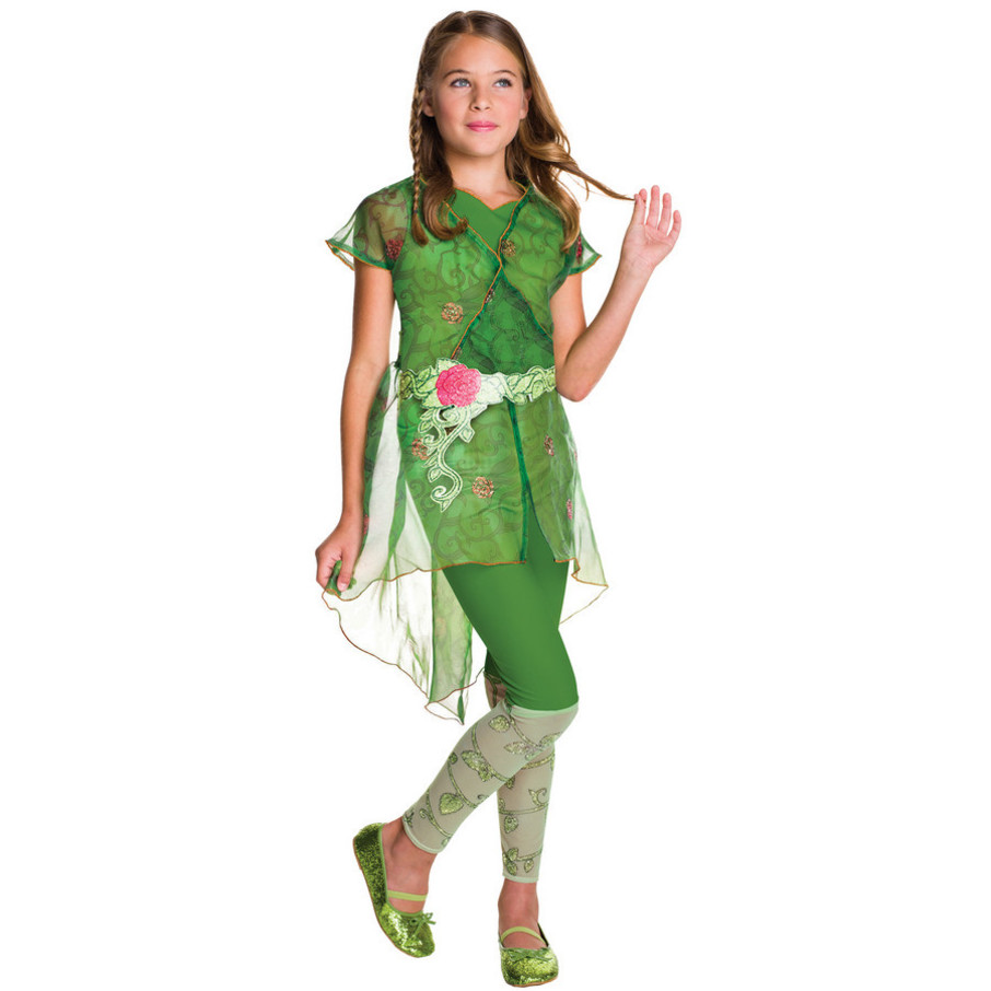 View larger image of Dc Superhero Girls Poison Ivy Deluxe Cos