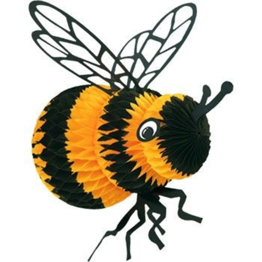 View larger image of Decorative Tissue Bee (each)