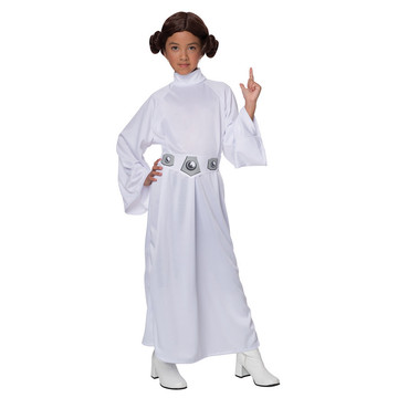 Deluxe Princess Leia Child