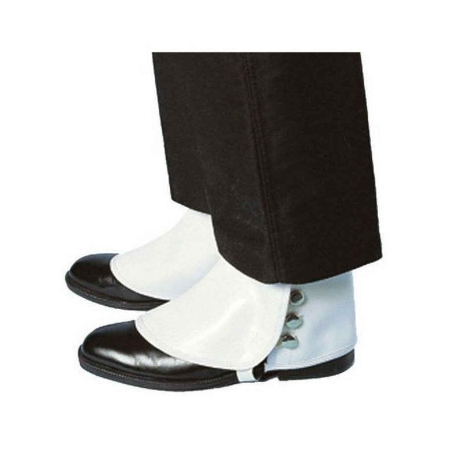 View larger image of Deluxe Vinyl Spats Adult