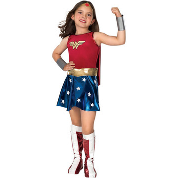 Deluxe Wonder Woman Child