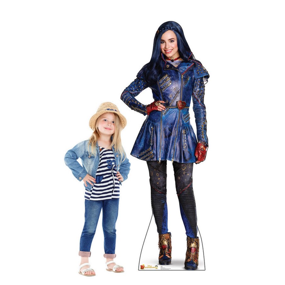View larger image of Descendants 2 Evie Cardboard Standee