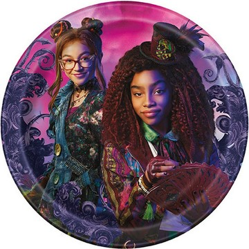 Descendants 3 Dessert Plates, 8ct