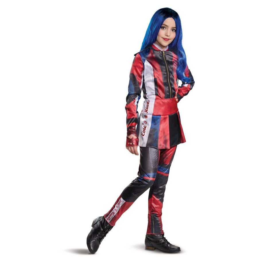 View larger image of Descendants 3: Evie Deluxe Child Costume