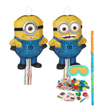 Despicable Me 3d Pinata Kit (Each)