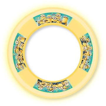 Despicable Me Glow Flying Disk
