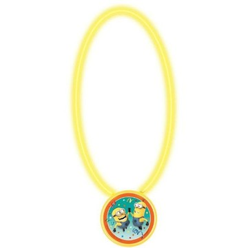 Despicable Me Glow Necklace
