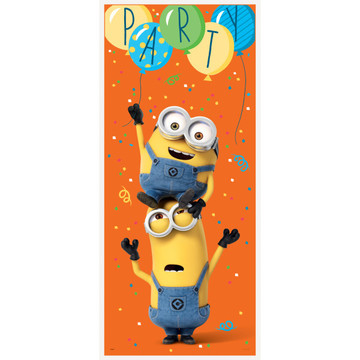 Despicable Me Minions Door Poster (1)