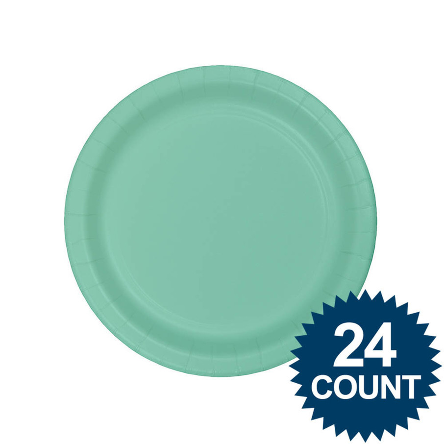 View larger image of Dessert Plate - Mint (24)