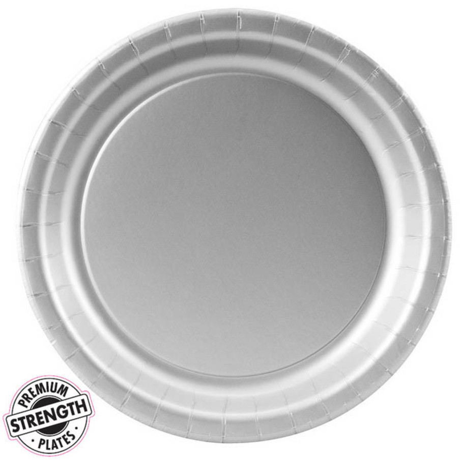 View larger image of Dinner Plate - Gray  (8)
