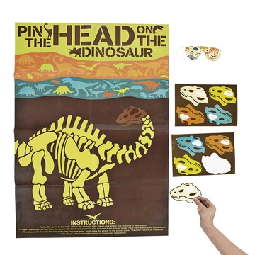 Dino Dig Party Game