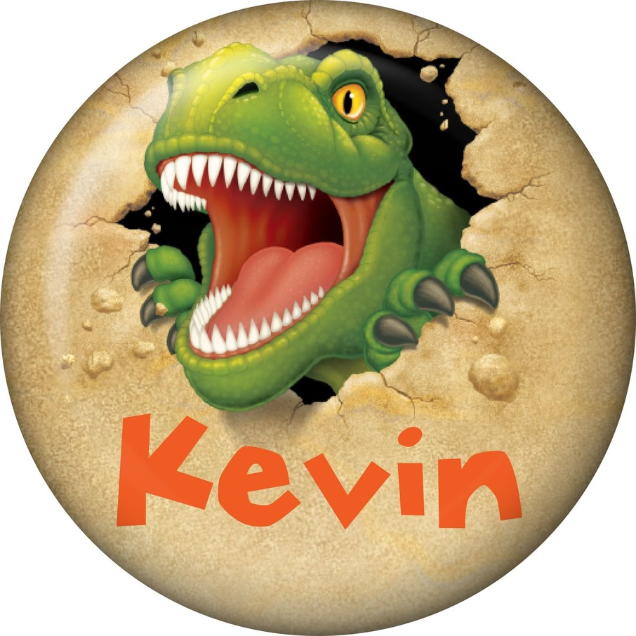View larger image of Dinosaur Adventure Personalized Mini Magnet (Each)