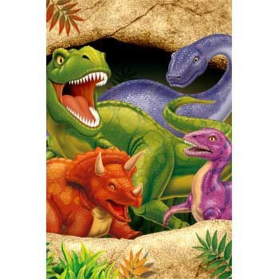View larger image of Dinosaur Adventure Table Cover (each)
