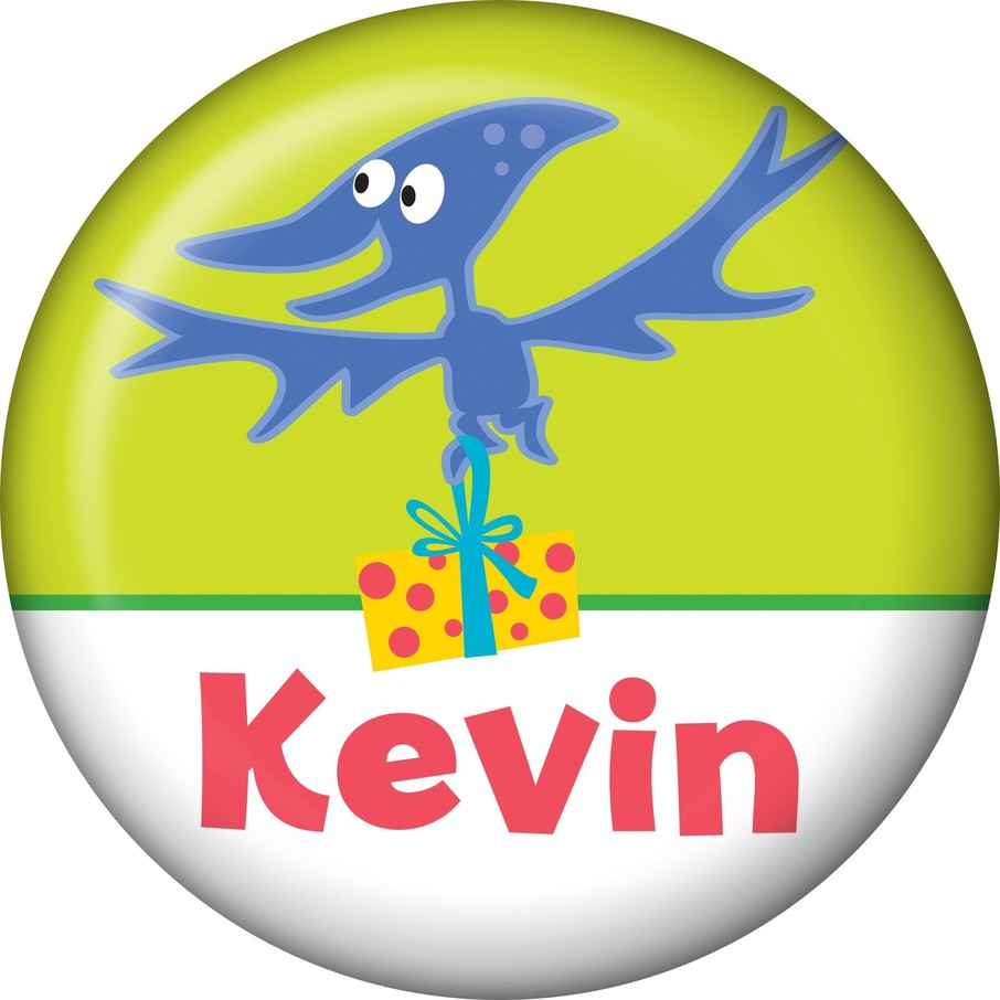View larger image of Dinosaur Birthday Personalized Mini Magnet (each)