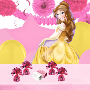 Disney Beauty and the Beast Deco Kit