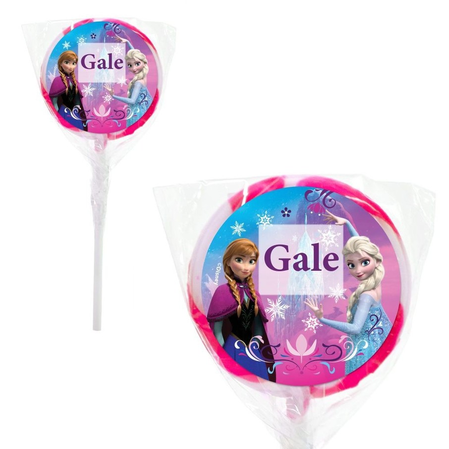 "View larger image of Disney Frozen 2"" Personalized Lollipops (20 Pack)"