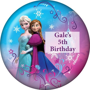 Disney Frozen Personalized Magnet (Each)