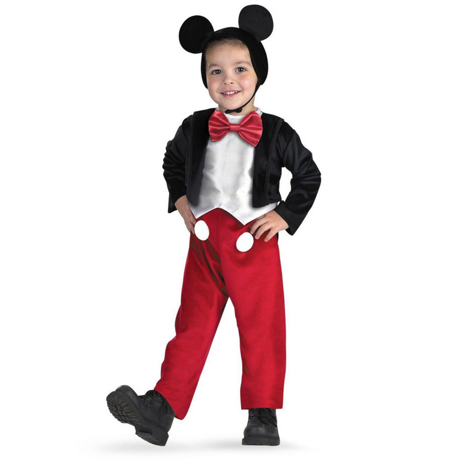 View larger image of Disney Mickey Mouse Deluxe Toddler / Child Costume