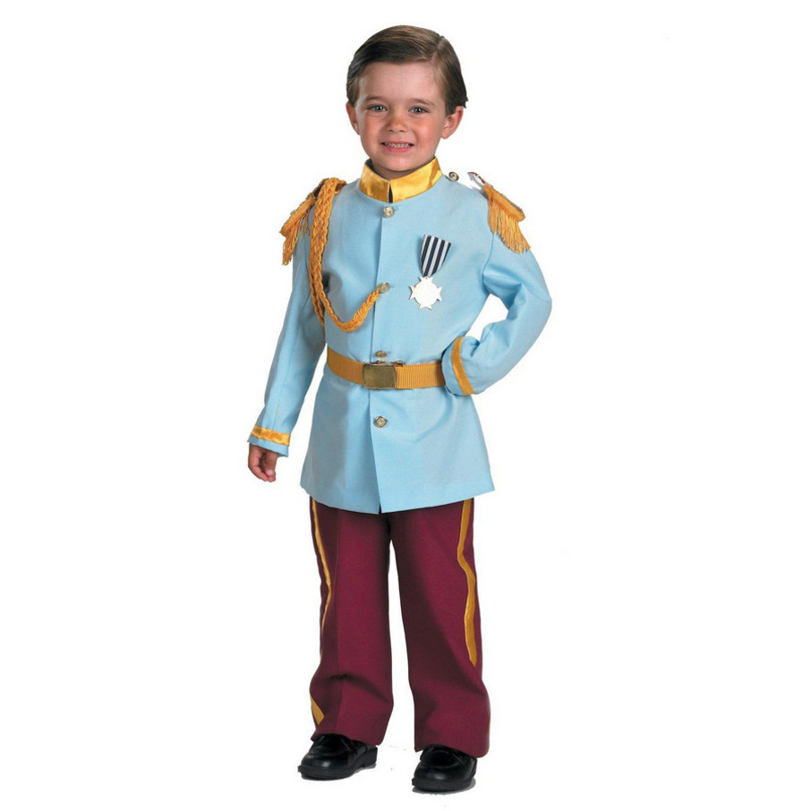 View larger image of Disney Prince Charming Child Costume