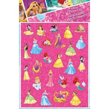 Disney Princess Dream Big Sticker Sheets (4)