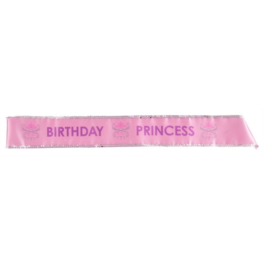 View larger image of Disney Princess Sash with Sequins