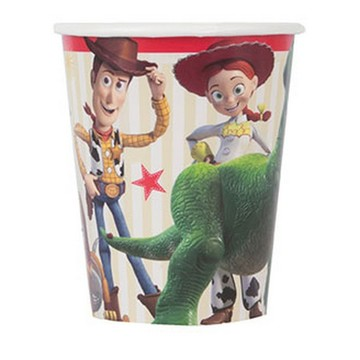 Disney's Toy Story 4 9oz Paper Cups, 8ct