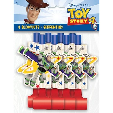 Disney's Toy Story 4 Blowouts, 8ct