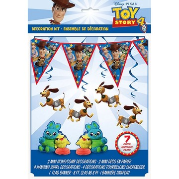Disney's Toy Story 4 Decorating Kit, 7pcs