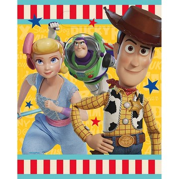 Disney's Toy Story 4 Loot Bags, 8ct