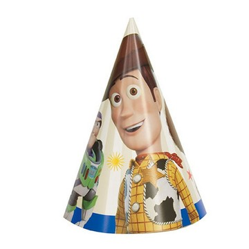 Disney's Toy Story 4 Party Hats, 8ct